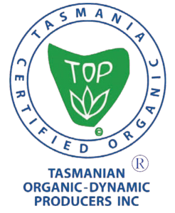 Australian Organic Certification - Tasmanian Organic-Dynamic Producers Inc.