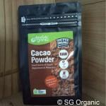 SG Organic_Cacao Powder 175g Absolute Organic