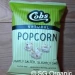 Popcorn (Natural)_[Cobs]_Lightly Salted, Slightly Sweet 30g