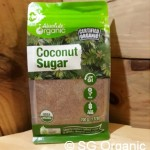 SG Organic_Sugar - Coconut, Absolute Organic