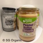 SG Organic_Spread - Peanut Butter Smooth 350g [Absolute Organic]