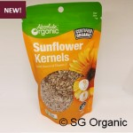 New (SG Organic)_Sunflower Kernels 150g, Absolute Organic