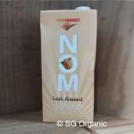 SG Organic_NOM (Nutty Oat Milk) Lush Almond 1L 14Dec20 2